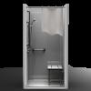 ADA Transfer Shower