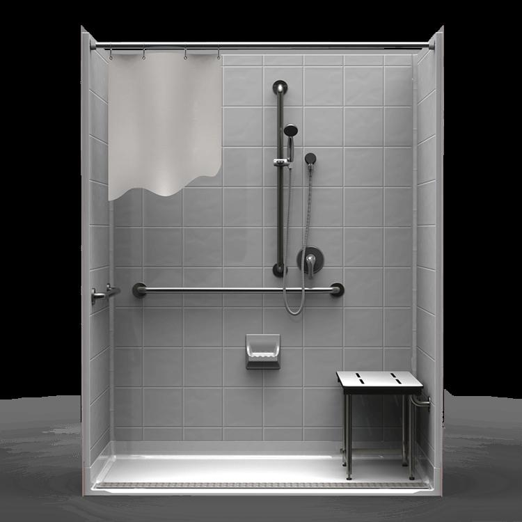 Ada Shower Stall Ada Handicap Shower California