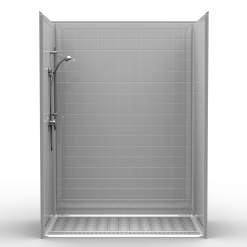 Barrier Free Shower