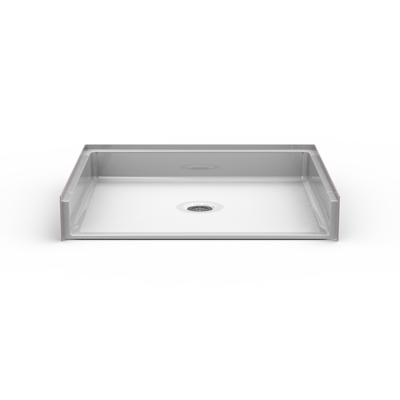Barrier Free Shower Pan   One piece 42x36