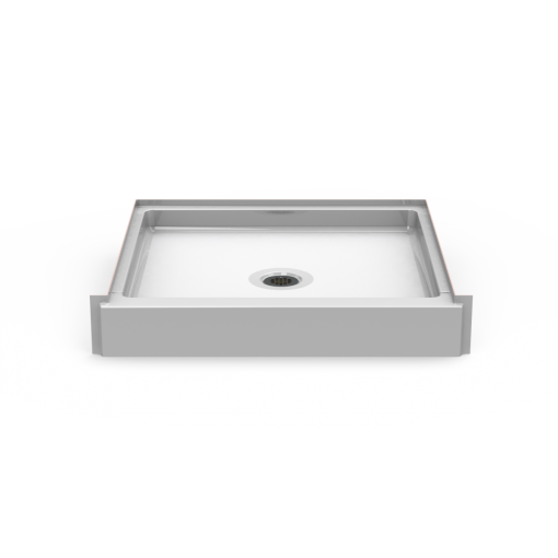 Curbed Shower Pan
