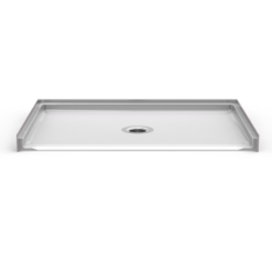 Barrier Free Shower Pan - Seamless 54x30