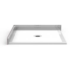 Barrier Free Corner Shower Pan