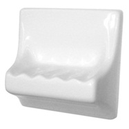 Small Surface-Mounted Soap Dish
