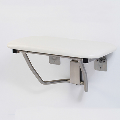 Padded Seat Wall Bracket